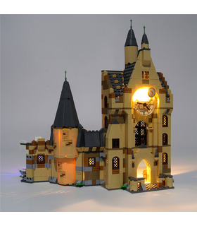 Light Kit For Hogwarts Clock Tower LED Lighting Set 75948