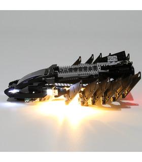Light Kit For Royal Talon Fighter Attack LED Lighting Set 76100