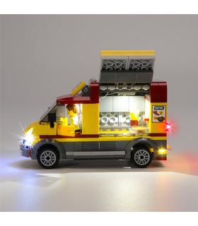 Light Kit For City Pizza Van LED Lighting Set 60150