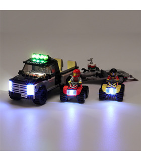 Light Kit For ATV Race Team LED Highting Set 60148