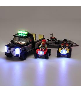 Light Kit For ATV Race Team LED Lighting Set 60148