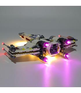 Light Kit For X-Wing Starfighter LED Lighting Set 75218