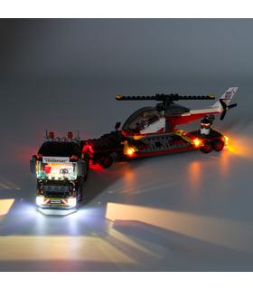 Kit d'éclairage Pour la Ville de Transports Lourds Set de projecteurs à LED 60183