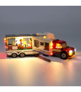 Light Kit For City Pickup & Caravan LED Lighting Set 60182