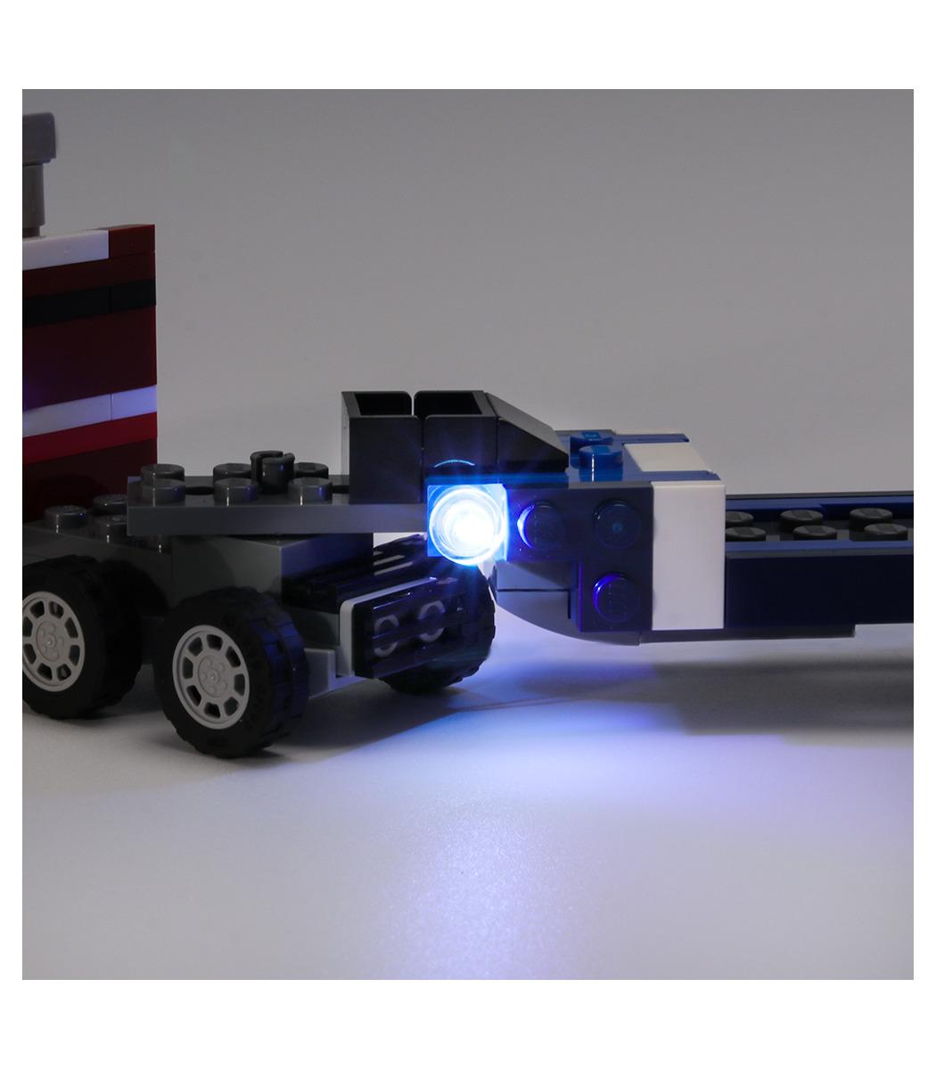 Освещение транспортеров транспортер т2 купить