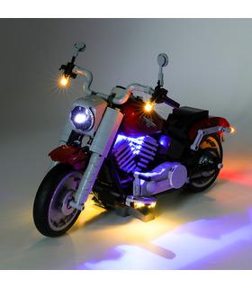 Light Kit For Harley-Davidson Fat Boy LED Lighting Set 10269
