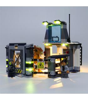 Kit d'éclairage Pour Stygimoloch Breakout Set de projecteurs à LED 75927