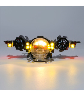 Light Kit For Batsub and the Underwater Clash LED Lighting Set 76116