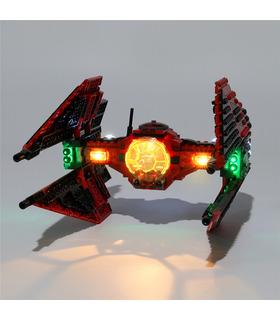 Light Kit For Major Vonreg's TIE Fighter LED Lighting Set 75240