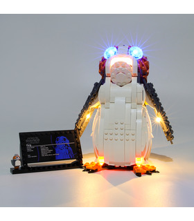 Light Kit For Star Wars Porg LED Lighting Set 75230