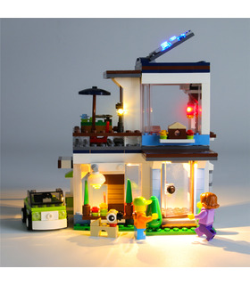 Light Kit For Modular Modern Home LED Lighting Set 31068