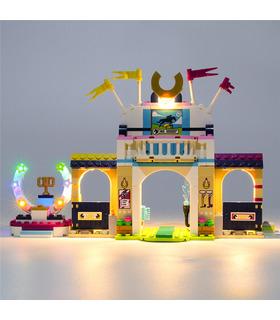 Light Kit For Friends Stephanie's Horse Jumping LED Lighting Set 41367