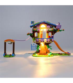 Light Kit For Friends Mia's Tree House LED Lighting Set 41335