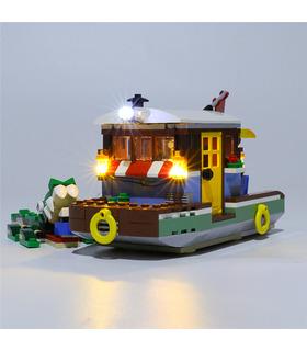 Light Kit For Riverside Houseboat LED Lighting Set 31093