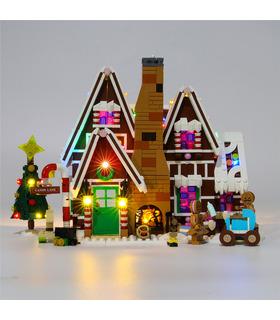Light Kit For Gingerbread House LED Lighting Set 10267