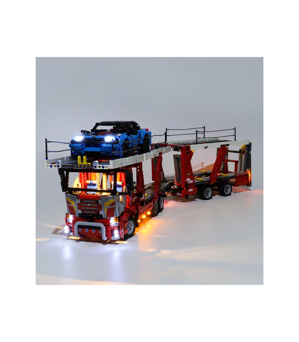 Освещение транспортеров т3 транспортер салоны