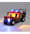 Light Kit For Fire Chief Response Truck LED Lighting Set  60231