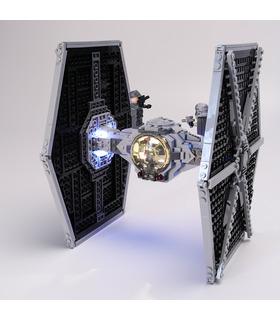 Light Kit For Imperial TIE Fighter LED Lighting Set 75211