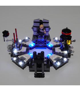 Light Kit For Darth Vader Transformation LED Lighting Set 75183