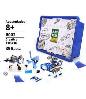 Robotics Education STEM Construction Building Toy Set 396 Pieces Compatible With Model
