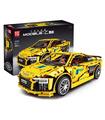 MOULD KING 13127 Audi R8 V10 Sports Car Building Blocks Toy Set