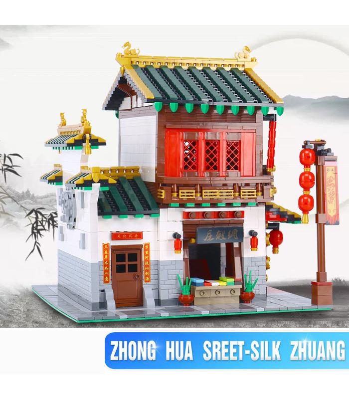 XINGBAO 01001 Silk Zhuang Bausteine Spielzeugset