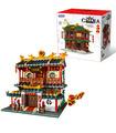 XINGBAO 01004 Martial Art Schools Building Bricks Toy Set