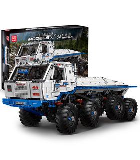 MOULE ROI 13144 Tatra T813 8×8 PROFA Télécommande Blocs de Construction Jouets Jeu
