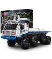 MOULD KING 13144 Tatra T813 8×8 PROFA Remote Control Building Blocks Toy Set