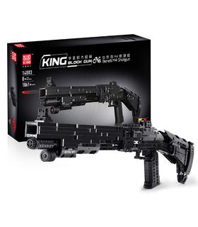 MOLD KING 14003 Benelli M4 Super 90 Schrotflintenbausteine Spielzeugset