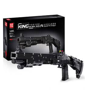 MOULD KING 14003 Benelli M4 Super 90 Shotgun Building Blocks Toy Set