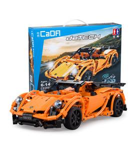 Двойной Орел Када C51051 Порше 918 Строительные Блоки Комплект Игрушки
