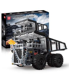 金型王13170鉱山トラックLiebherr T284ビルブロック玩具セット