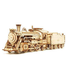 ROKR 3D Puzzle Mechanical Model Wooden Building Toy Kit