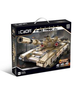 CaDA C61003 T90 Tank T-90 Bausteine Spielzeugset