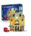 MOULD KING 16010 Corner Post Office Building Blocks Toy Set