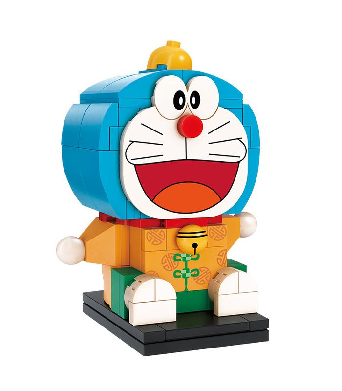 Keeppley Doraemon A0112 Tang Suit QMAN Building Blocks Toy Set