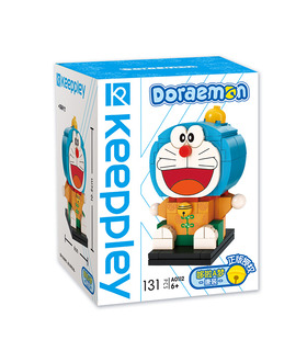 Keeppley Doraemon A0112 Tang Suit QMAN Building Blocks Toy Set