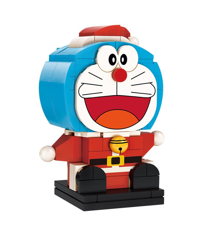 Keeppley Doraemon A0115 Christmas QMAN Building Blocks Toy Set