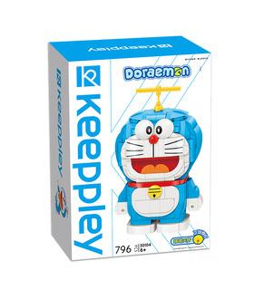 Keeppley Doraemon S0104 QMAN Bloques de Construcción de Juguete Set