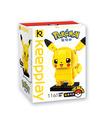 Keeppley Pokemon A0101 Pikachu Qman Building Blocks Toy Set