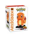 Keeppley Pokemon A0105 Charmander Qman Building Blocks Toy Set