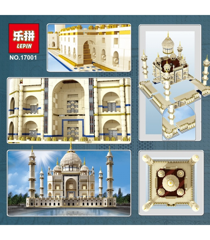 LEPIN 17001 Taj Mahal Building Bricks Set