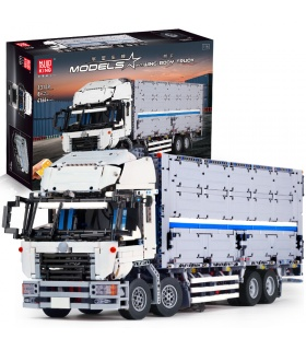 MOLD KING 13139 Wing Body Truck Fernbedienung Bausteine Spielzeugset
