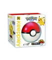 Keeppley Pokemon B0101 Pikachu Qman Building Blocks Toy Set