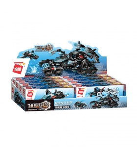 ENLIGHTEN 1413 Shadow Pulse Combat Vehicle Building Blocks Toy Set