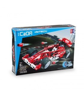 Double Eagle CaDA C52016 Speed Racing Building Blocks Toy Set