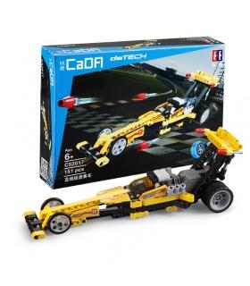 Double Eagle CaDA C52017 Speed Racing Building Blocks Toy Set
