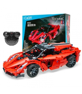 Double Eagle CaDA C51009 Red Storm Building Blocks Toy Set