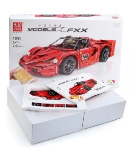 MOULD KING 13085 Models FXX Supercar Remote Control Building Blocks Toy Set